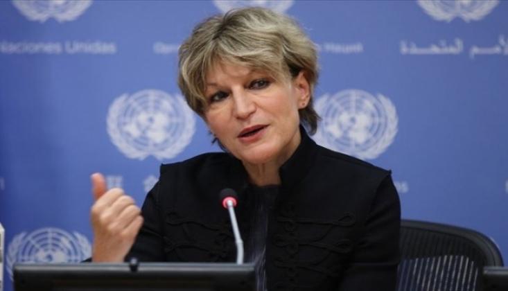 BM Kaşıkçı Raportörü: Hayal Kırıklığına Uğradım
