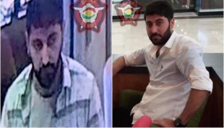 Erbil Saldırganı Yakalandı