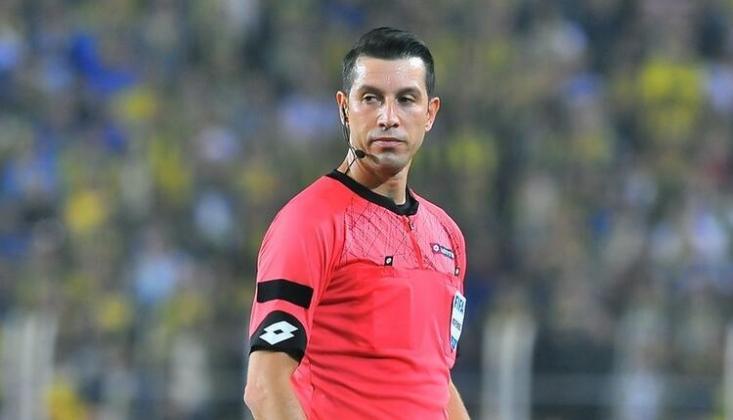 Galatasaray Maçını Ali Palabıyık Yönetecek