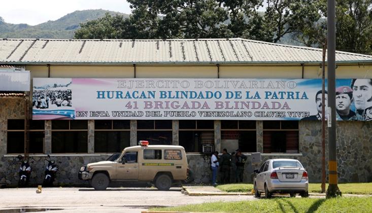 Venezüella'da Otobüs Durağına Saldırı: 7 Ölü, 5 Yaralı