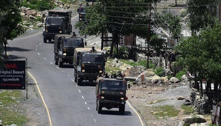 Hindistan-Çin Geriliminde Endişelendiren Gelişme!