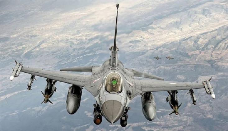 Irak'ın Kuzeyine MİT Destekli Hava Harekatı