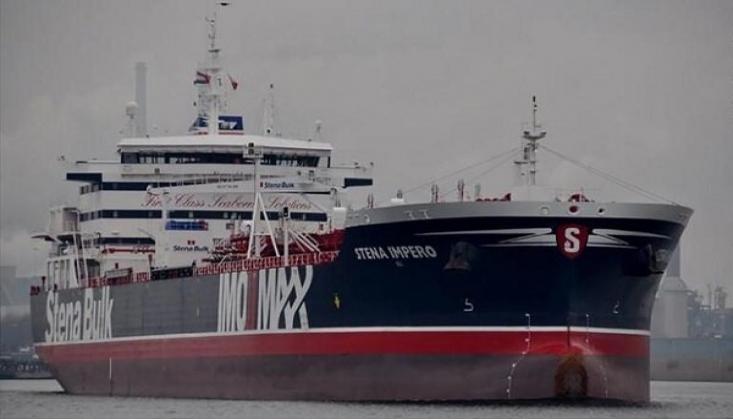 İran, İngiliz Tankerini Neden Alıkoyduğunu Açıkladı