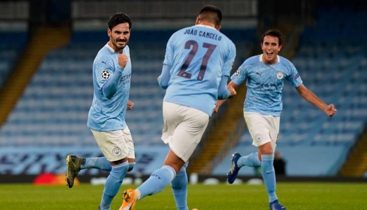 Manchester City Geriden Gelip PSG'yi Devirdi!