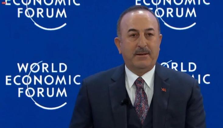 Çavuşoğlu: Suriye ve Libya'da Ateşkes İçin Çaba Sarf Ediyoruz