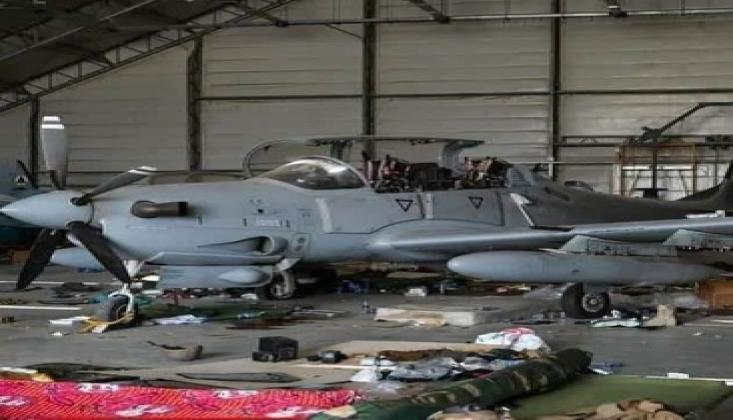 İşgalci ABD, Kabil Havalimanını Tahrip Etmekle Suçlanıyor