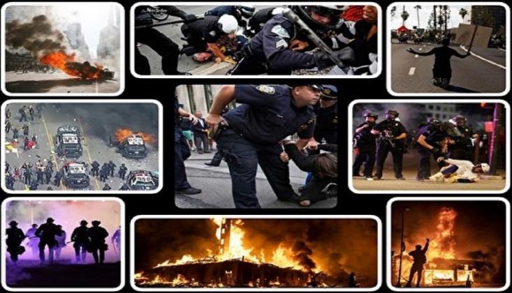ABD'deki 'George Floyd' Protestoları Devam Ediyor