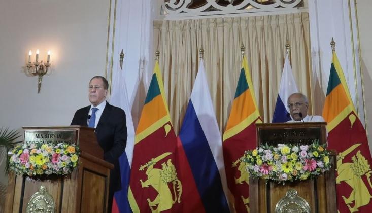 Lavrov: Suriye'deki Teröristler, Libya'ya Gidiyor