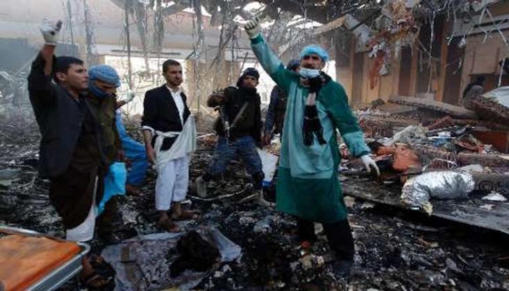 Suudi Koalisyonunun Yemen'deki Yeni Cinayeti; 24 Saatte 20 Şehit ve Yaralı