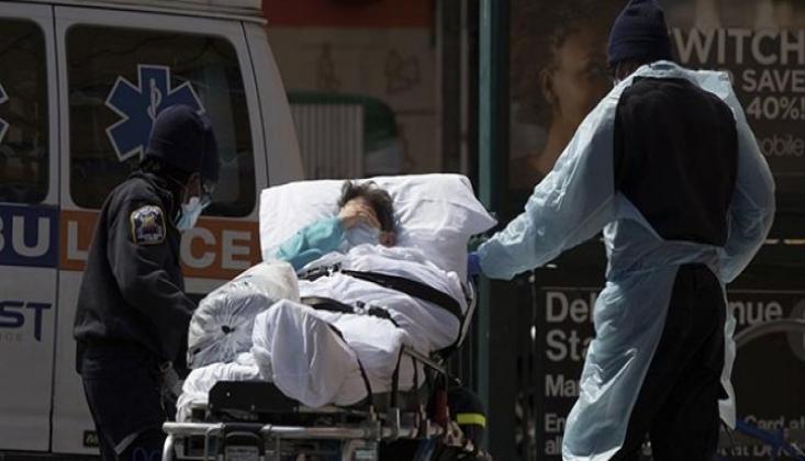 ABD'de Korona Virüs Salgını Kontrolden Çıktı