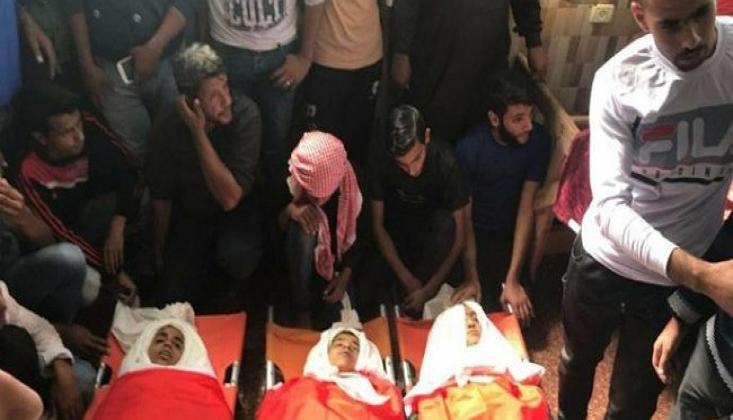 İsrail Çocuk Cinayetinde Rekor Kırdı
