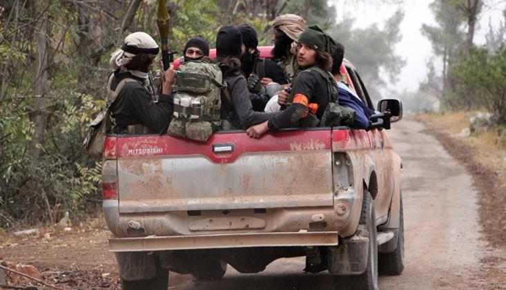 Suriye'de Militanlar Hama ve Lazkiye'deki Yerleşimlere Ateş Açtı