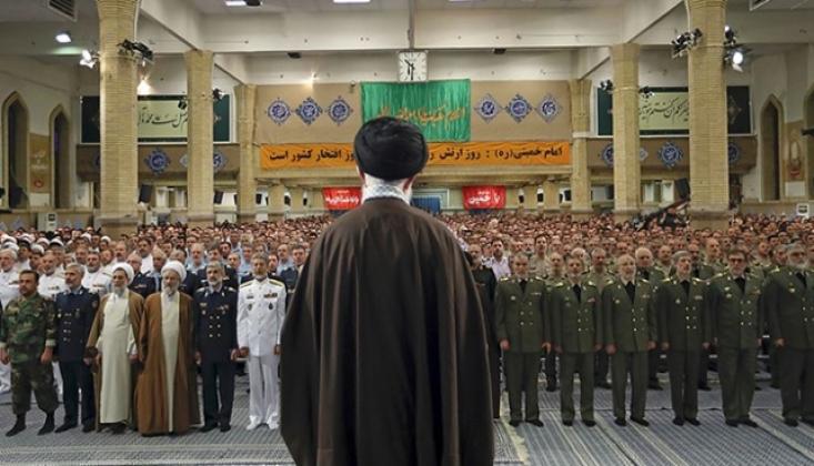 İran Amerika ve Siyonist Rejimin Kabusu Haline Geldi
