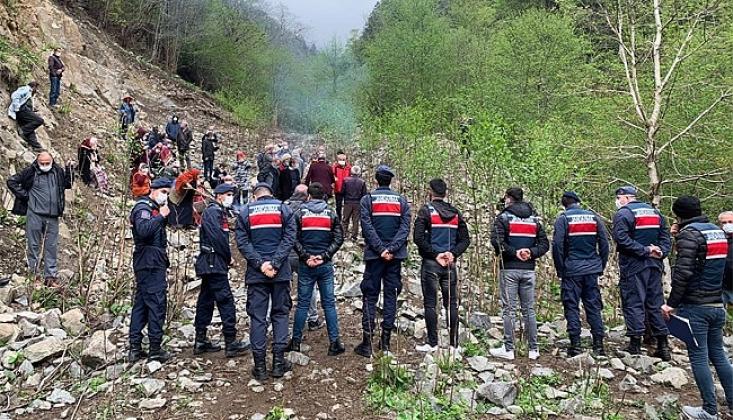 Erdoğan'a Protesto; 'Biz Halkız Kazanacağız'