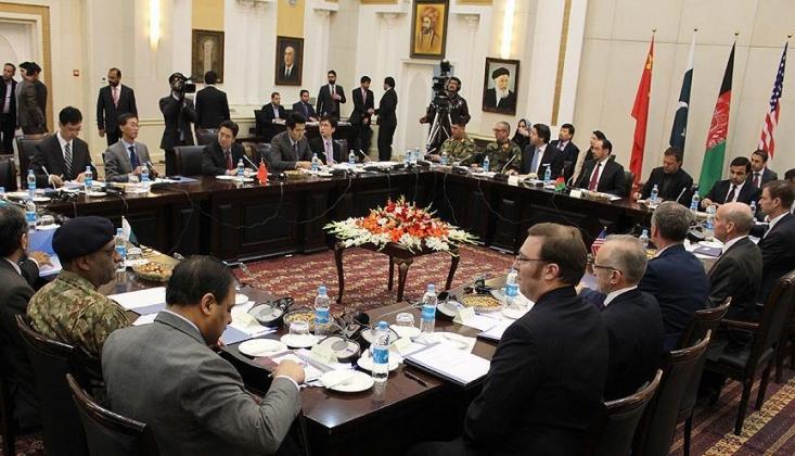 ABD, Rusya, Çin ve Pakistan, Afgan Barışı İçin Bir Araya Geldi