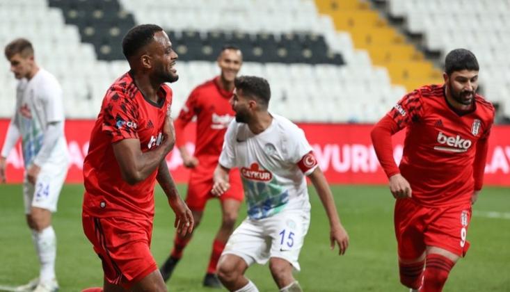 Beşiktaş, Türkiye Kupası'nda Tur Atladı