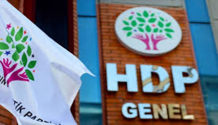 HDP'li 9 Milletvekili Hakkında Kobani Fezlekesi