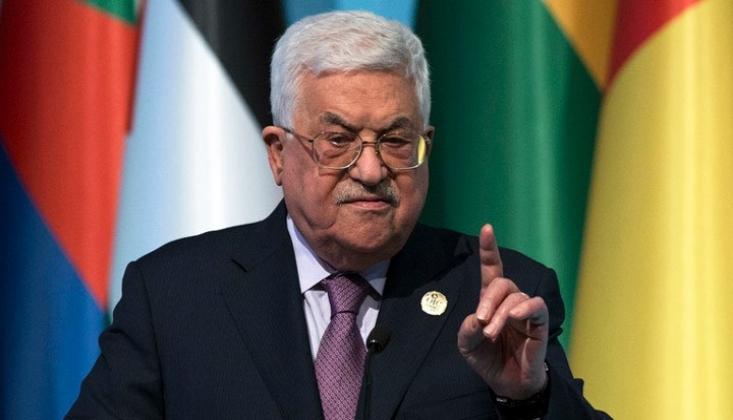 Mahmud Abbas: Seçimler Tüm Filistin'de Yapılmalı