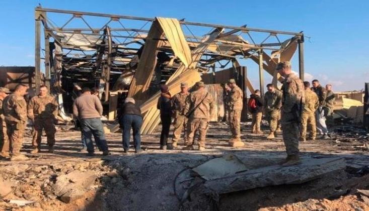 Ayn el Esad Üssündeki Yaralı Sayısı 64'e Çıktı