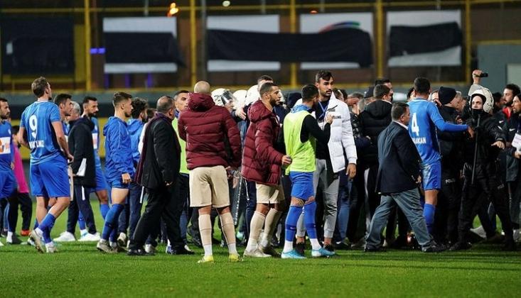 Tuzlaspor ile Galatasaray'a PFDK şoku