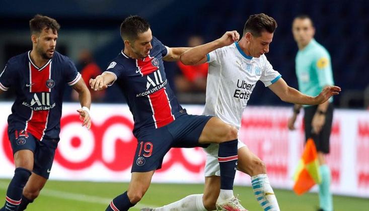 PSG Ligue 1'e Kötü Başladı 2. Mağlubiyetini Aldı