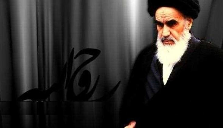 Imam Humeyni'nin Paris'e Sürgünü