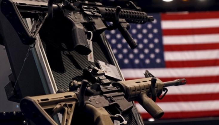 ABD'den 175 Milyar Dolarlık Silah Satışı