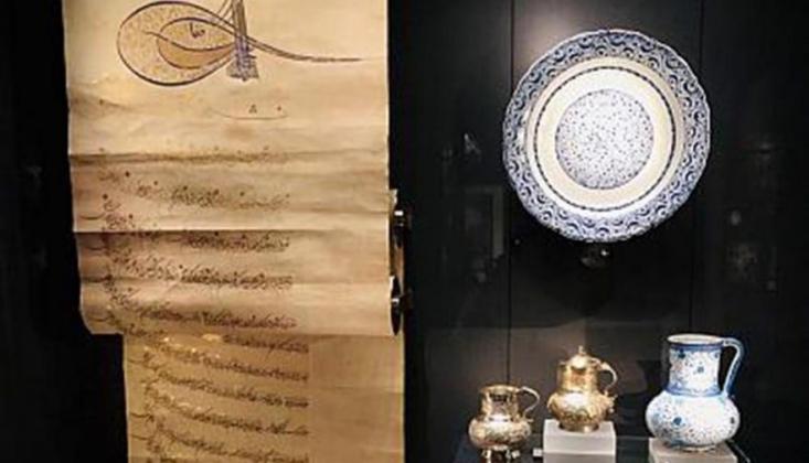 Türkiye'den Kaçırılan Eserler Avrupa'nın Göbeğinde Sergileniyor