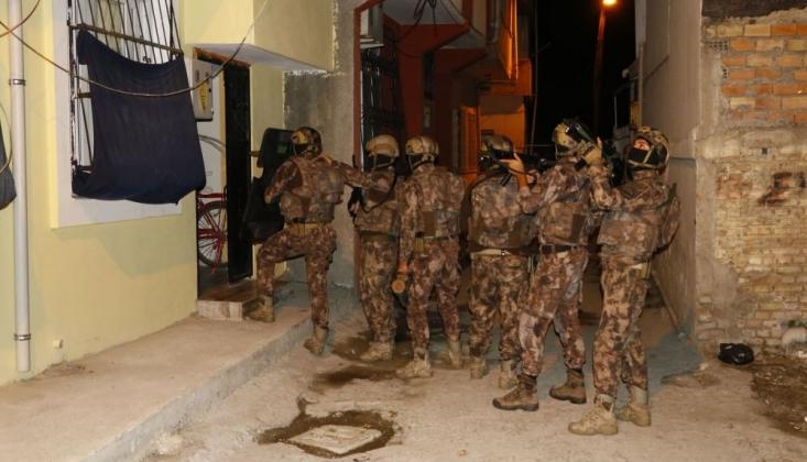 Adana'da IŞİD ve El Kaide Operasyonu