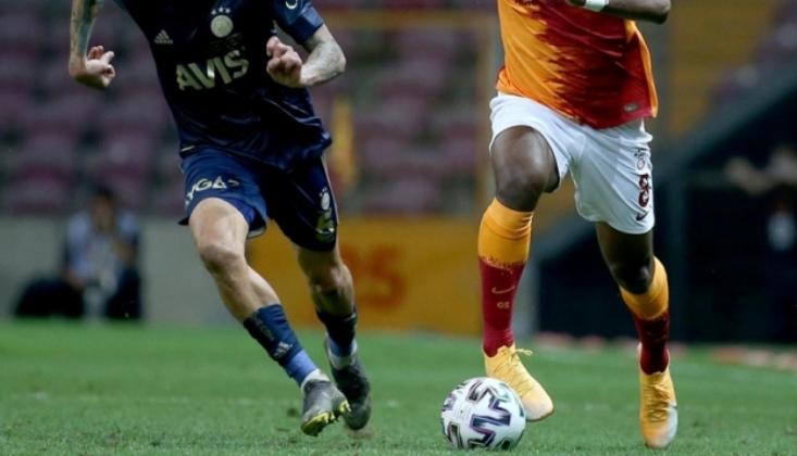 Kadıköy'deki Derbide Kazanan Galatasaray!