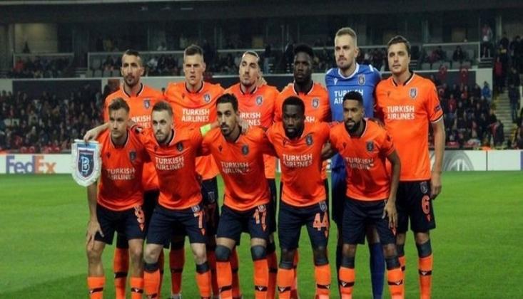 UEFA'dan Başakşehir'e Ceza