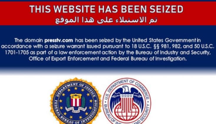 ABD, İran Merkezli Press TV'nin İnternet Sitesine El Koydu