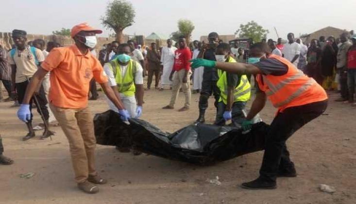 Nijerya'da Silahlı Saldırılar