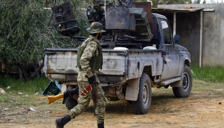 Hafter Güçleri: Türkiye, Libya'ya Paralı Asker Gönderdi