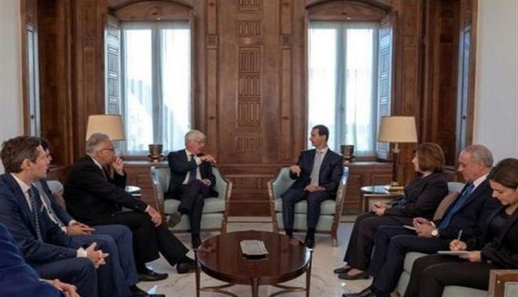 Esad: ABD ve Türkiye Savaşı Körüklüyor