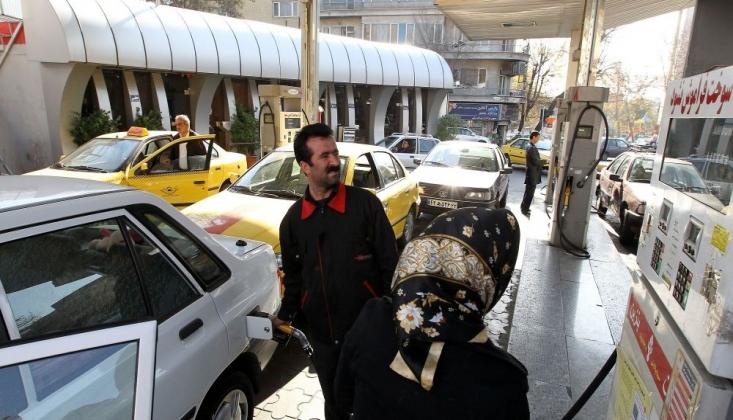 İran'da Benzin Tüketimi Yüzde 22 Düştü