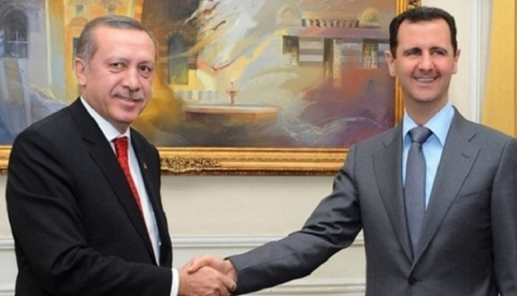 """Esad'la İlişki Kurmalıyız"""