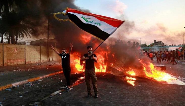 Irak'ta İtirazlar Kendiliğinden mi, Komplo mu ?