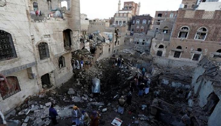 Suudi Koalisyonun Saldırıları Devam Ediyor