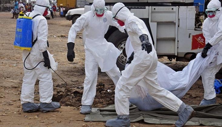 Kongo'da Ebola'dan 14 Ayda 2 Binden Fazla Kişi Yaşamını Yitirdi