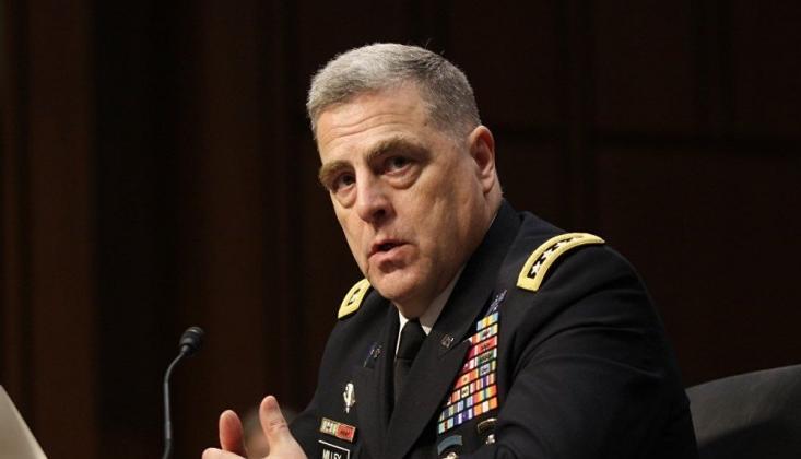 ABD Genelkurmay Başkanı Suriye'de Kalacak Asker Sayısını Açıkladı