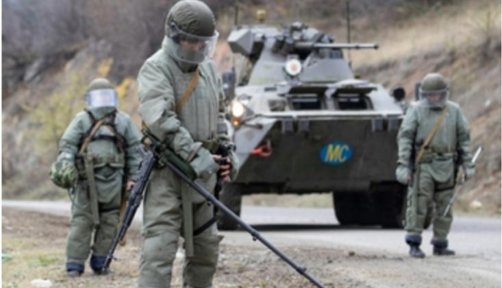 Rusya, Karabağ'da 23.000'den Fazla Patlayıcıyı Etkisiz Hale Getirdi
