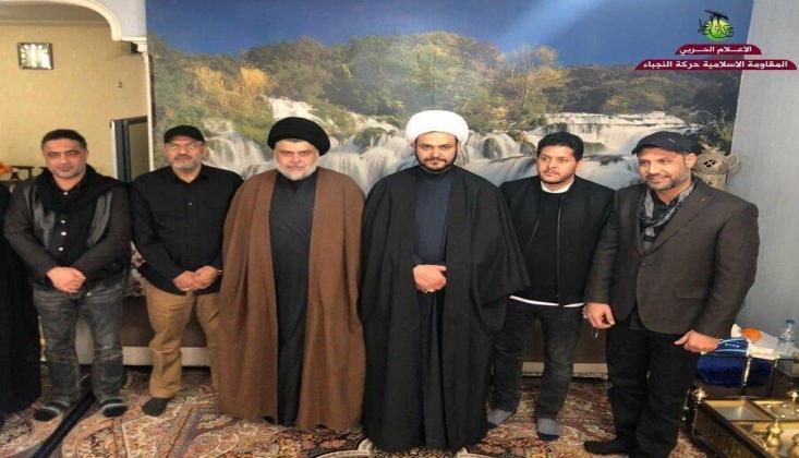 Sadr ve Haşdi Şabi Temsilcileri 'ABD Güçlerinin Ülkeden Çıkarılmasını' Görüştü