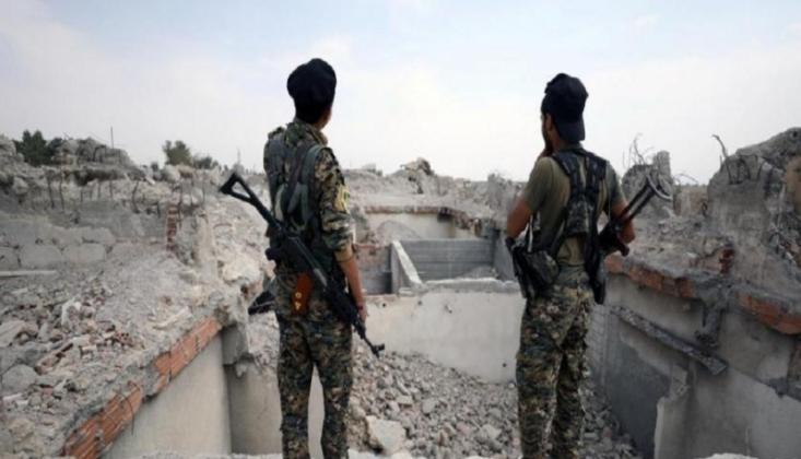 IŞİD, Rakka'da Kürt Milislere Saldırdı