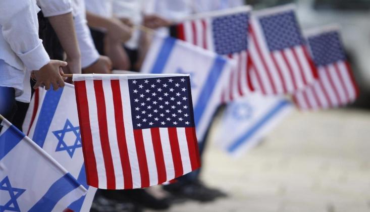 ABD'den İşgalci İsrail'e Tam Destek