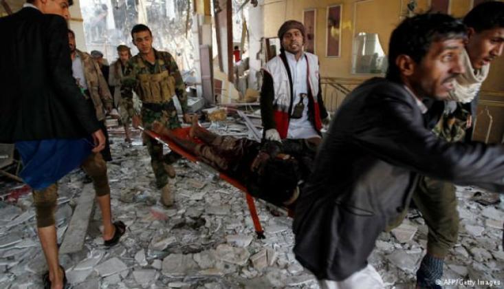 Suudi Savaş Uçakları Misket Bombalarla Sivilleri Hedef Aldı