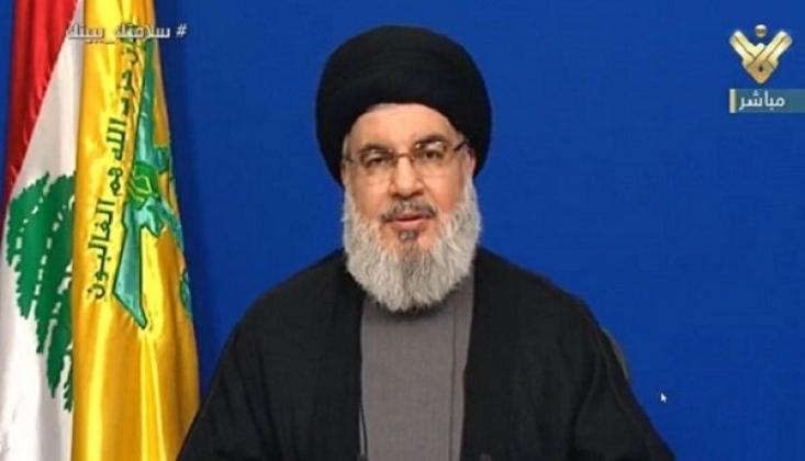 """Nasrallah, Almanya'nın """"Hizbullah"""" Kararını Değerlendirdi"""