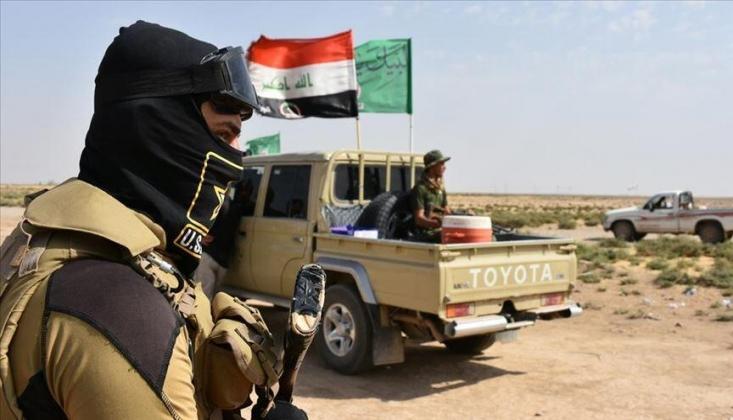 Irak'ta 4 Haşdi Şabi Mensubu Şehit Oldu