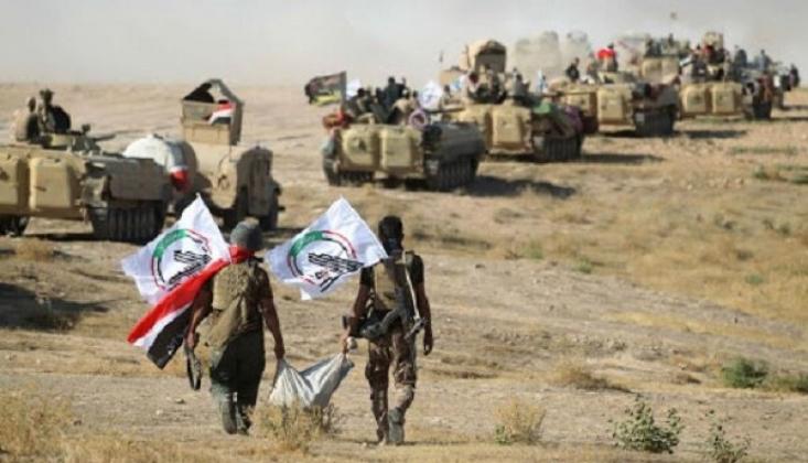 IŞID'in Samarra'ya Saldırısı Haşdi Şabi Güçlerince Önlendi