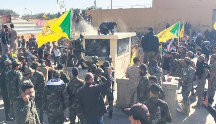 Irak Hizbullahı: ABD Üslerinden Uzak Durun